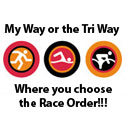 My Way or the Tri Way