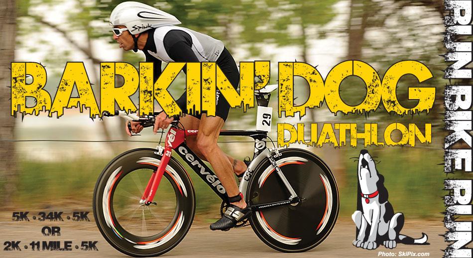 Barkin Dog Duathlon 2020